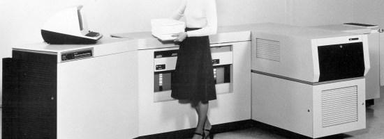 Imprimanta laser implineste 45 de ani