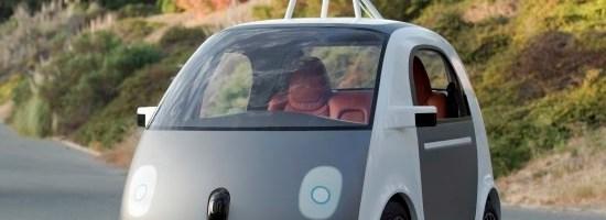 Google a creat o masina autonoma