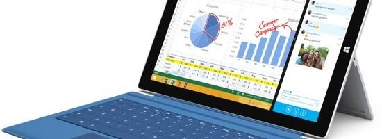 Zvon: Microsoft lanseaza Surface Pro 4, Band 2 si doua Lumia-uri in Octombrie