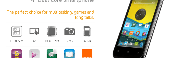 UTOK 400D smartphone ieftin best-buy? (scurt review )