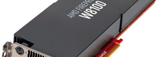 AMD introduce FirePro W8100