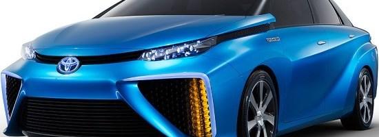 Toyota pregateste automobile pe hidrogen