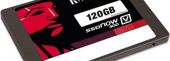 Scurt review SSD Kingston V300