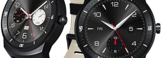LG prezinta G Watch R