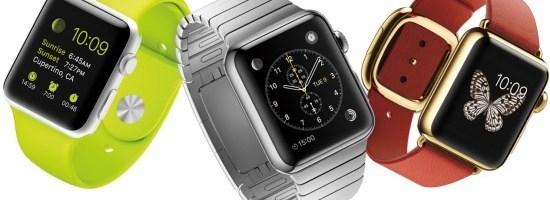 1 milion Apple Watch vandute in SUA in prima zi