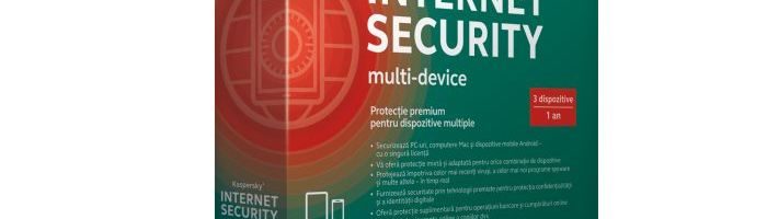 Kaspersky a lansat Internet Security Multi Device 2015