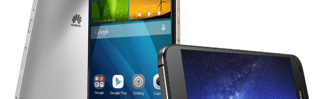 IFA 2014: Huawei Ascend G7