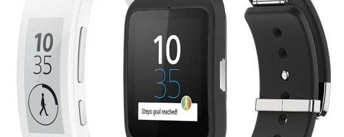 IFA 2014: Sony a lansat SmartWatch 3 si SmartBand