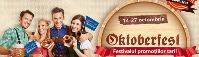 Oktoberfest la eMAG: promotii si reduceri