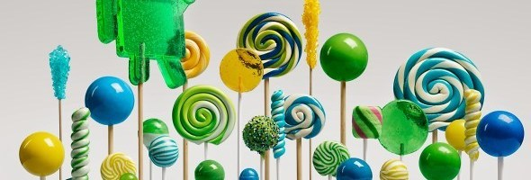 S-a lansat Android 5.0 Lollipop