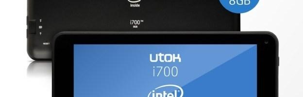 Concurs: castiga o tableta UTOK i700
