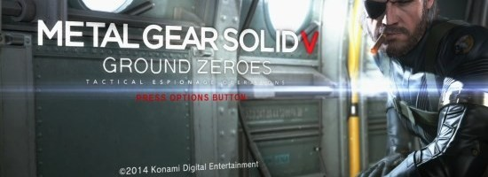 Cerintele de sistem pentru Metal Gear Solid V