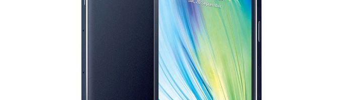 Samsung lucreaza la noi modele pentru seria A