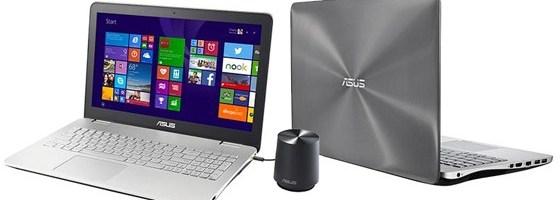 ASUS prezinta laptop-urile multimedia N551 și N751