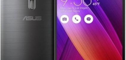 CES 2015: Asus Zenfone 2, primul telefon cu 4 GB de RAM