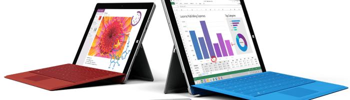 Microsoft a dezvaluit Surface 3