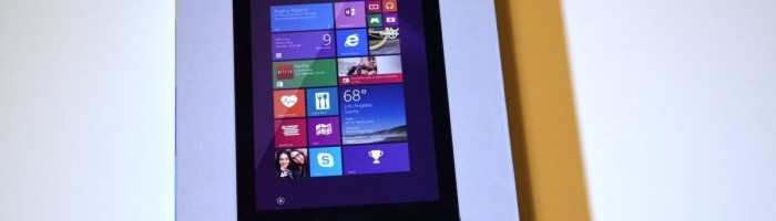 Review tablete Windows 8.1 pana in 500 lei: Toshiba, Utok, AllView