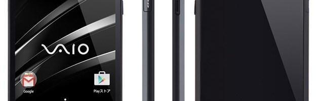Primul smartphone VAIO se lanseaza in Japonia