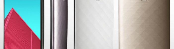 LG G4 a fost lansat