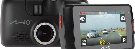 Camere auto Mio cu Wi-Fi si inregistrare Extreme HD