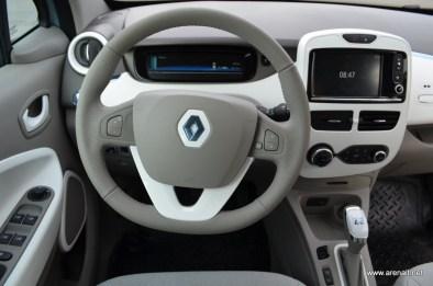 Renault Zoe - Interior - 1