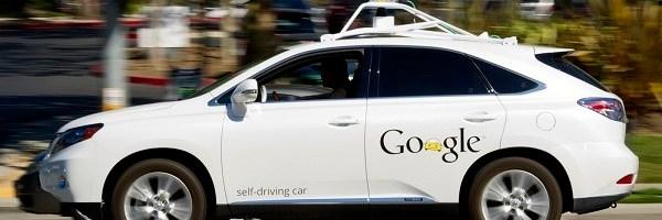 Masinile Google – accidente cauzate doar de soferi