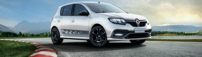 Dacia Duster Oroch si Sandero RS au fost prezentate