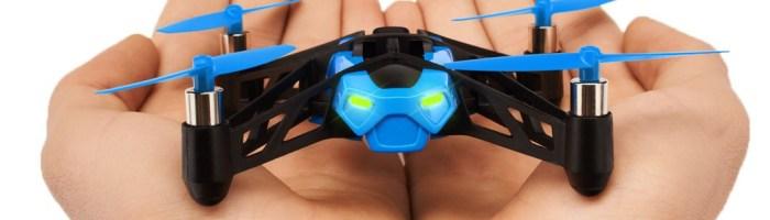 Impresii despre drona Parrot Rolling Spider