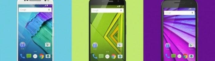 Motorola Moto X  a fost lansat in 2 versiuni: Style si Play