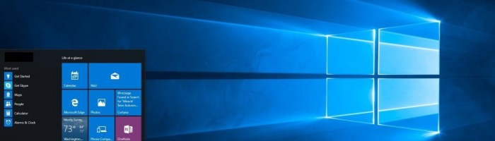 Windows 10 (RTM - build 10240) finalizat
