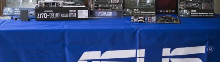Asus a lansat in Romania placile de baza cu chipset Z170