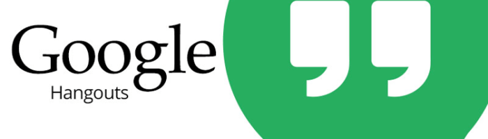 Google Hangouts are in sfarsit site dedicat