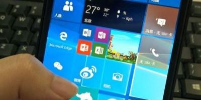 Noi imagini cu telefoanele Lumia 940 si 940XL
