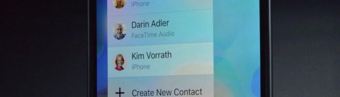 10 schimbari aduse de iOS 10