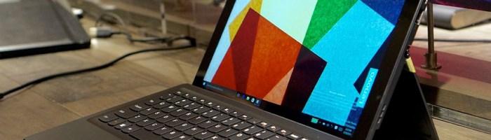 Lenovo Ideapad Miix 700, o clona de Microsoft Surface