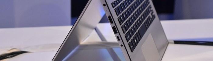 IFA 2015 - Toshiba Radius 12 este un laptop complet