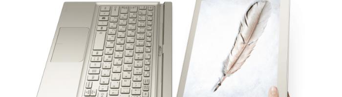 Toshiba DynaPad – hibrid 2 in 1 cu Stylus