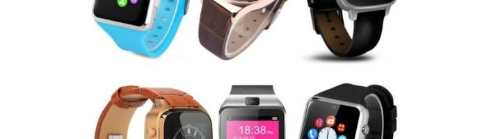 Top 10 cele mai bune smartwatch-uri chinezesti