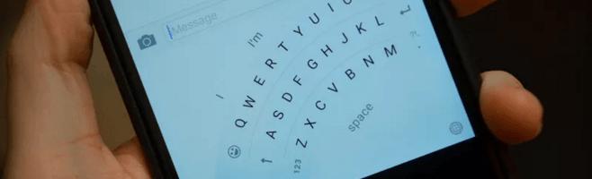 Microsoft lucreaza la o tastatura unica pentru iPhone