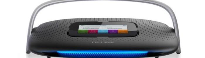 CES 2016 - TP-Link a lansat router-ul SR20 special pt IoT