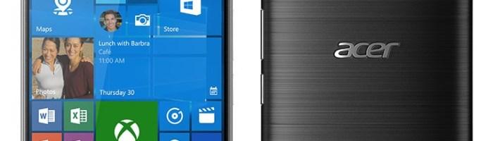 CES 2016 - Acer Jade Primo cu Windows 10 si Continuum