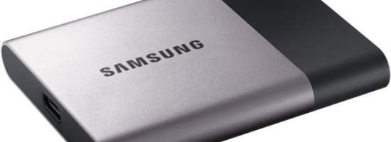 Samsung are SSD portabil