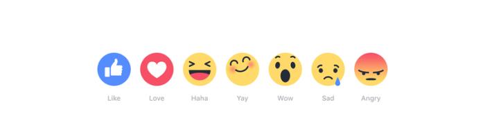 Facebook: noile butoane de Like au venit!