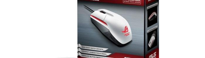 Sica, cel mai nou mouse de gaming de la ASUS
