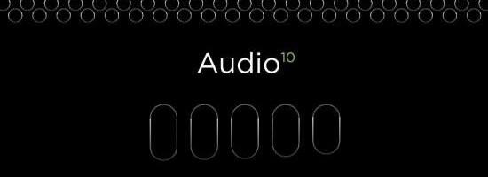HTC 10 promite difuzoare BoomSound