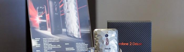 ASUS a adus in Romania telefoanele ZenFone Zoom, Max si ZenFone 2 Deluxe Special Edition