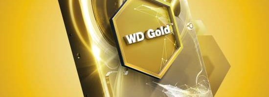 Noile HDD-uri Western Digital Gold