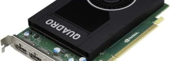 nVidia lanseaza placa video Quadro M2000
