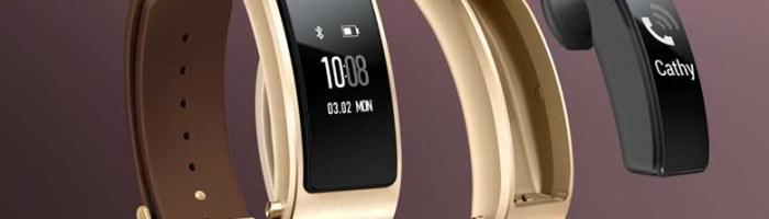 Huawei a lansat TalkBand 3