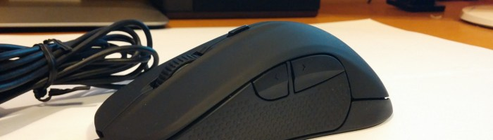 Review mouse SteelSeries Rival 300